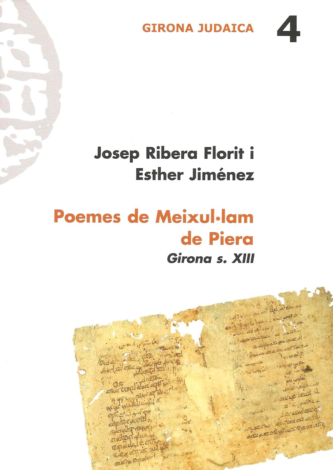 Poemes de Meixul-lam de Piera