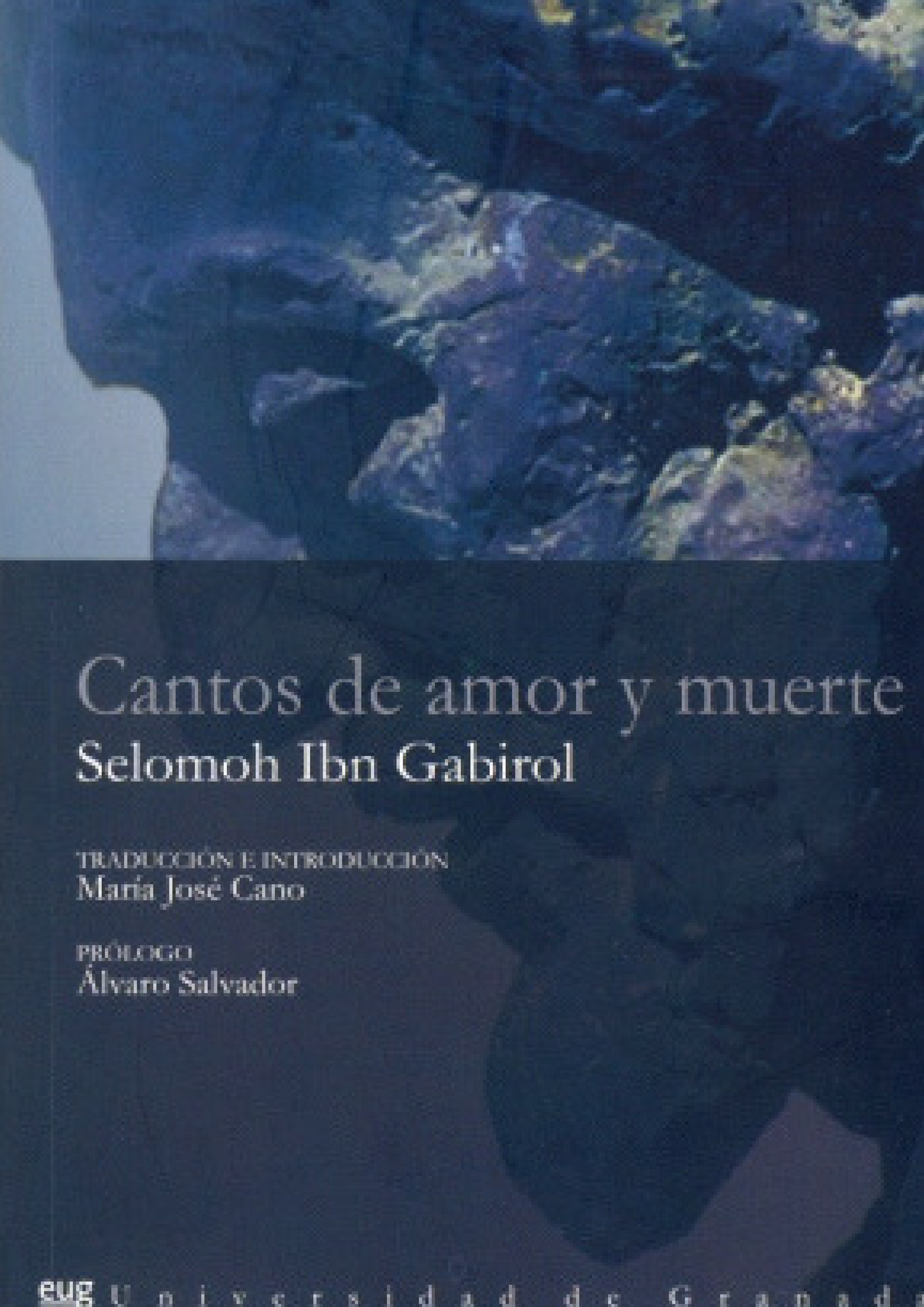 Cantos de amor y muerte. Selomoh Ibn Gabirol