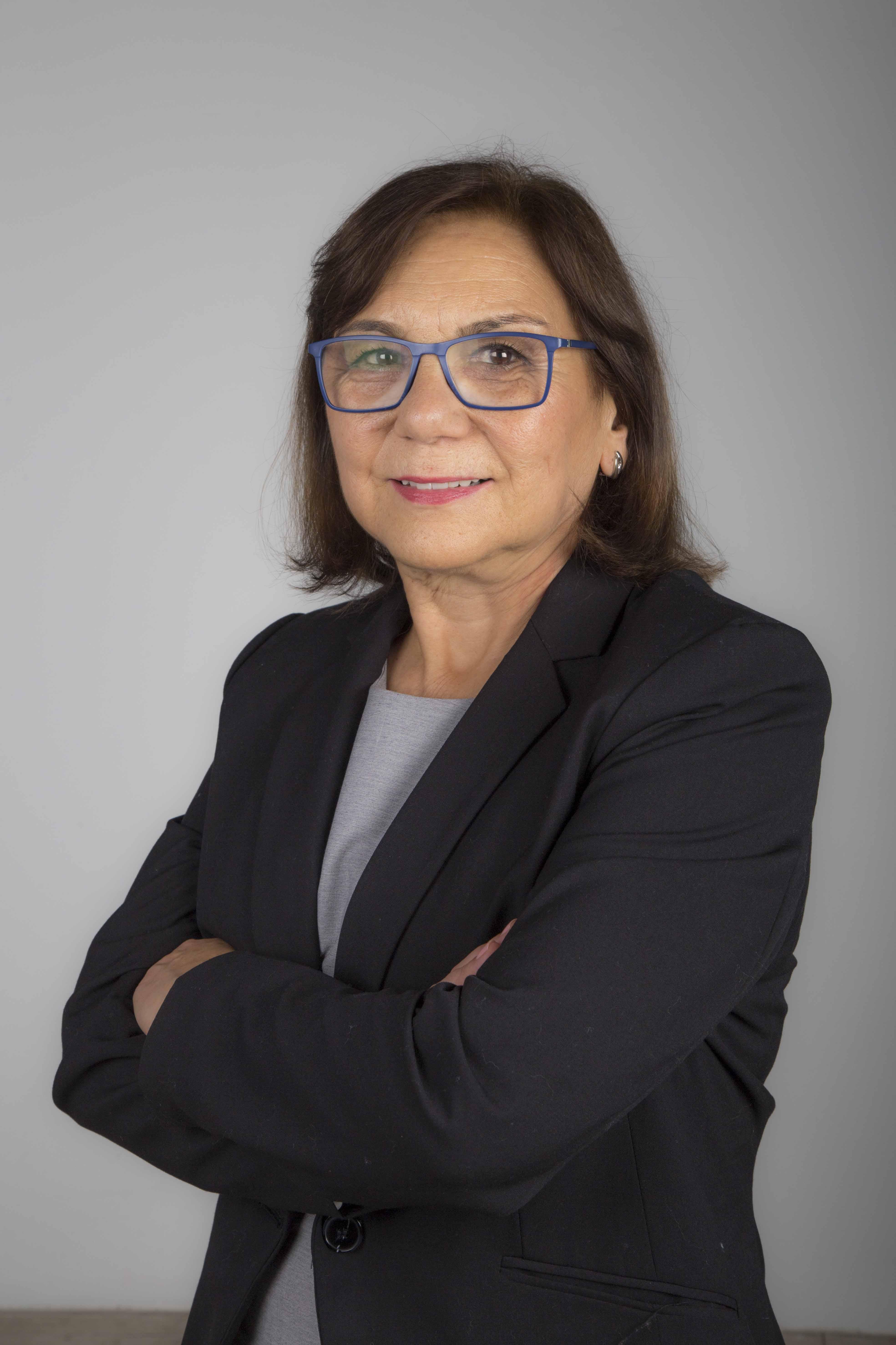 Amparo Alba, académica de la Real Academia de la Historia