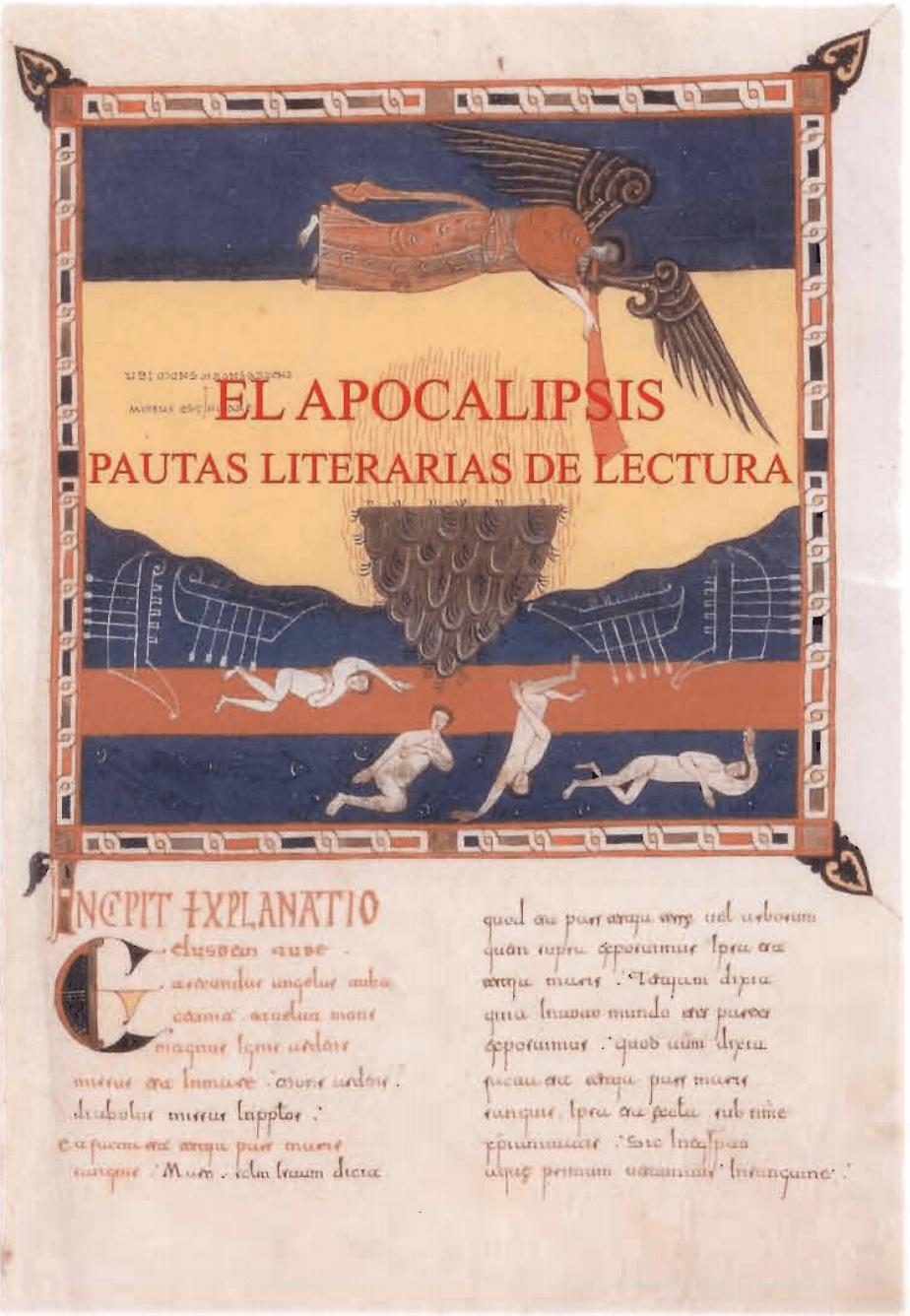 El Apocalipsis, pautas literarias de lectura