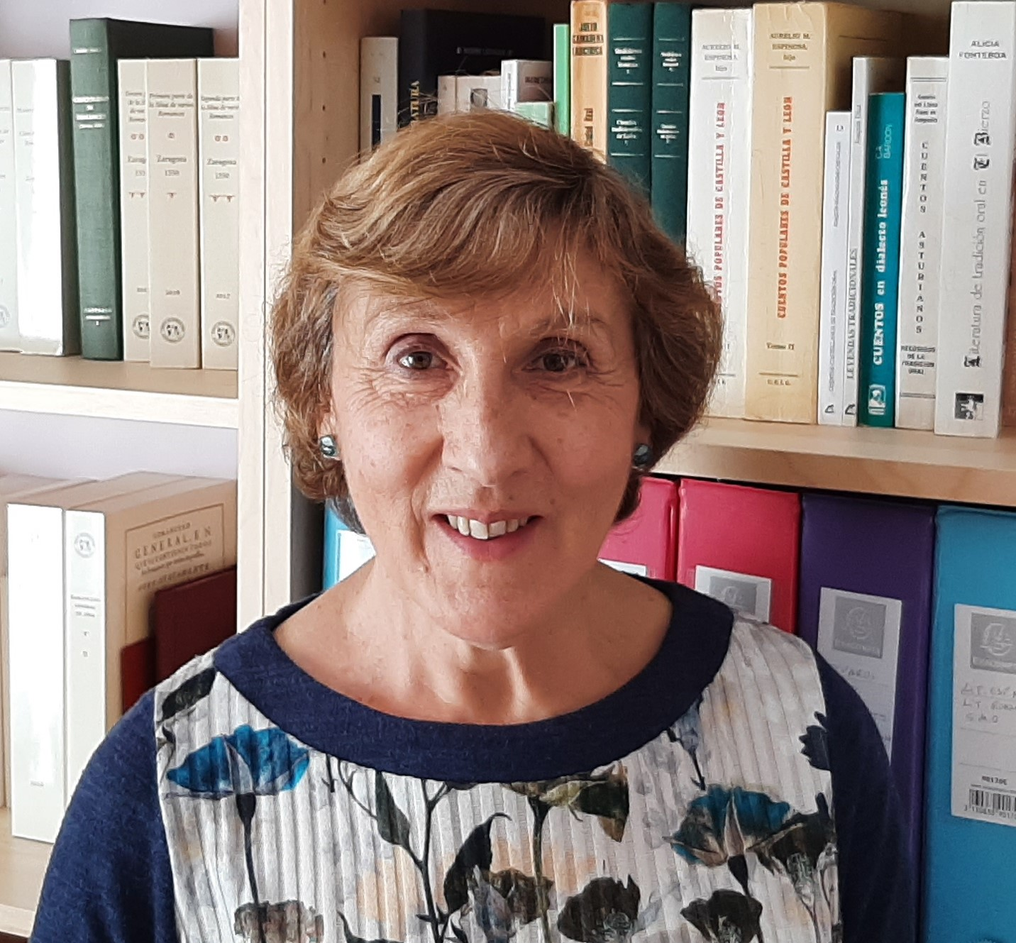 Paloma Díaz-Mas, Académica de la RAE