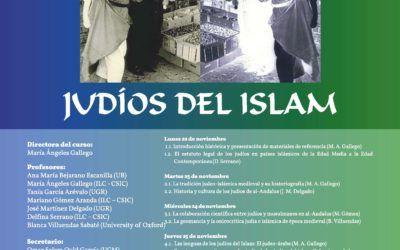 "Curso ""Judíos del Islam"""